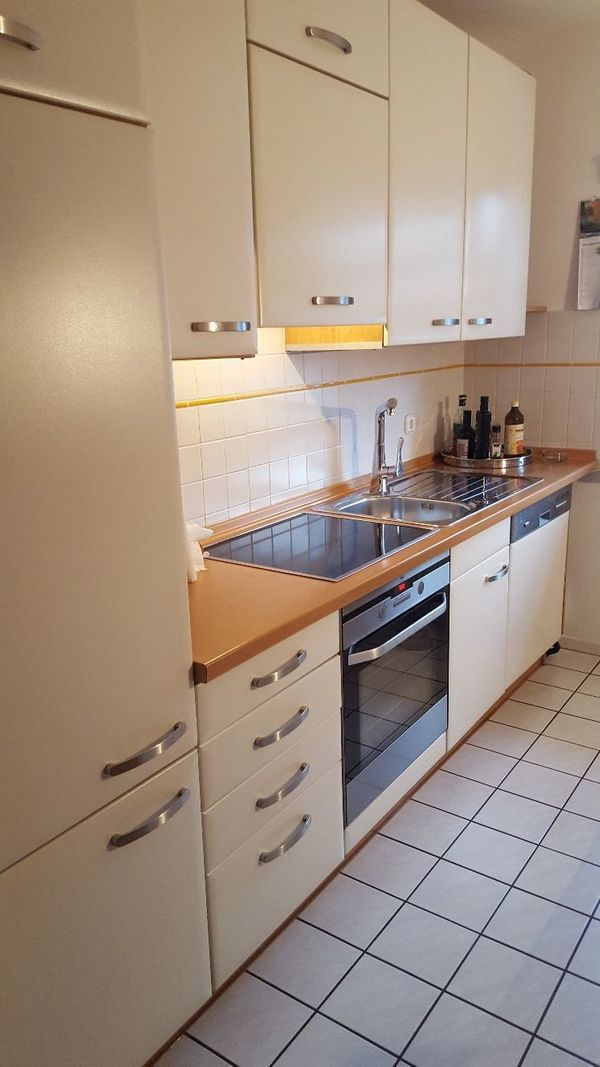 Küchenmobilar incl Geräte