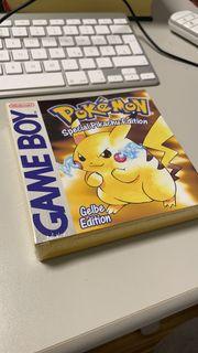 Pokemon Gelbe Edition - Deutsche Version