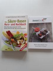 Basenfastenbücher 3 Stück
