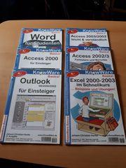 KnowWare Hefte diverse Titel Office