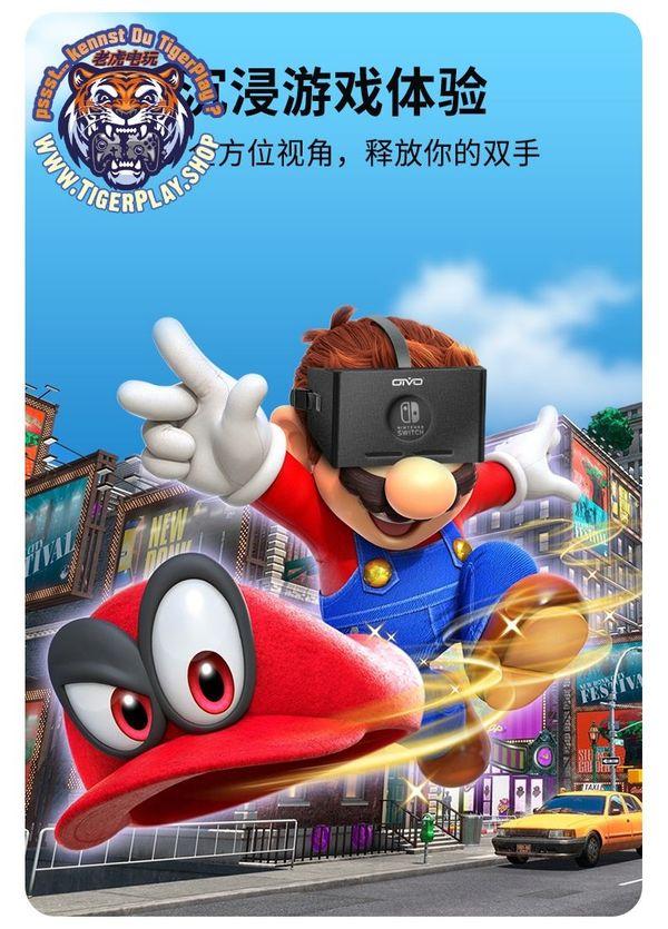 Nintendo Switch VR Cardboard