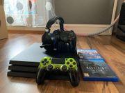 PlayStation 4 Pro inkl 3