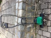 Elektrische Gartenhacke