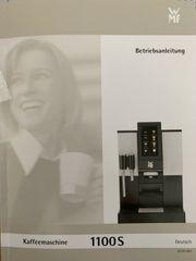 WMF Kaffeevollautomat 1100S Ausstellungsstück