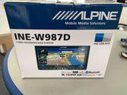 Neuer Alpine INE-W987D DVD-Radio mit