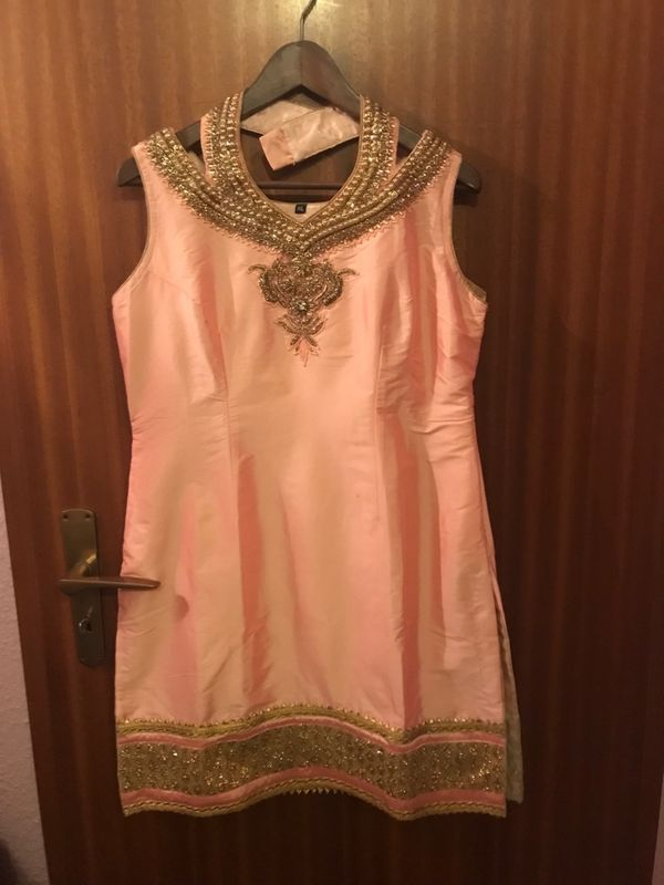 Bollywood Kleid