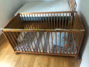 Kinderbett Holz mit Lattenrost