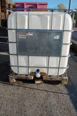 Sonstiger Gewerbebedarf - IBC-Behälter gereinigt und geprüft günstig