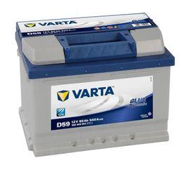Bild 4 - VARTA BLUE Dynamic - neue Autobatterie - Wolfurt