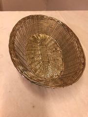Obstkern Dekoration Metall