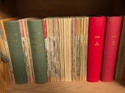 MIBA-Sammlung verschiedene Jahrgänge