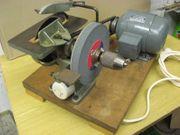 Säge- Schleif- und Polier- Kombimaschine