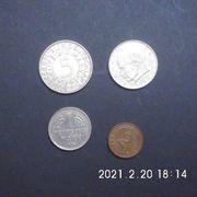 DM Kursmünzen 1965 J