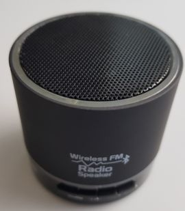 Wireless FM Radio Speaker - neu - neu - neu