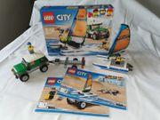 Lego 60149 Geländewagen mit Katamaran