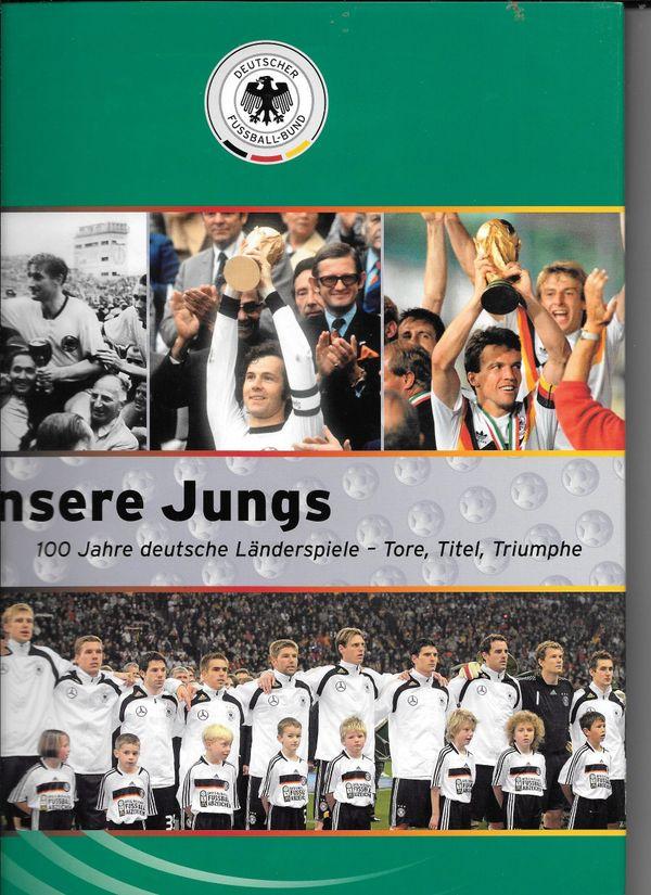 Sportbuch Fußball-Bundesliga 1908 - 2008