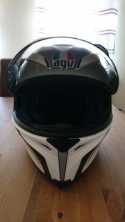 Motorradhelm agv