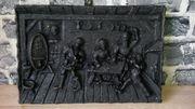 Guss Wandbild 30x20cm - Guss Platte