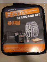 TERRA-S Reifenpannen Set Standard Kit