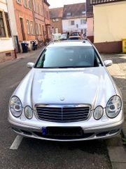 Mercedes 220 cdi mit Partikelfilter
