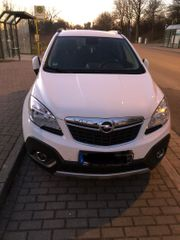 Opel Mokka Allrad Diesel Bj