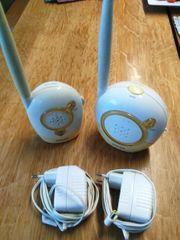 Babyphone Philips SDC463 mit Netzteilen