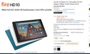 Fire HD 10-Tablet 10 1