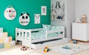 Kinderbett Babybett MARINELLA weiss