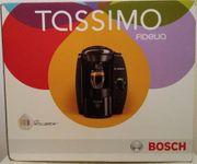 Tassimo von Bosch mit 6