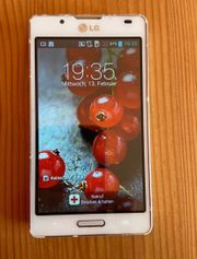 LG-P710 Android Handy