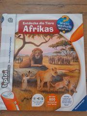 TipToi - Entdecke die Tiere Afrikas