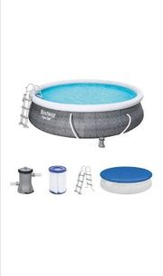 Bestway Fast Set Pool 457x457x107