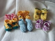Baby-Schuhe - Handarbeit