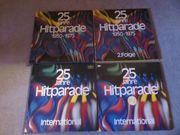 Schallplattensammlung 25 Jahre Hitparade 1950-1975