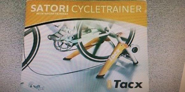 Satori Tacx Cycletrainer
