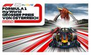 Formel 1 Wochenend Ticket Spielberg