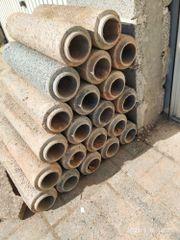 Zu verschenken Betonrohre Filterrohre