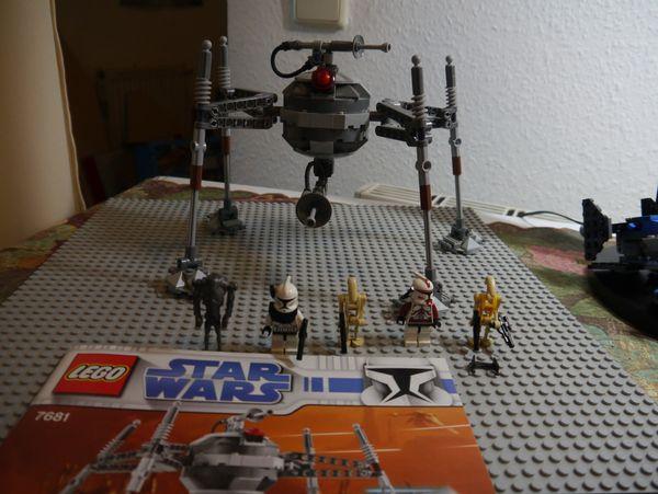 LEGO Star Wars Separatist Spider