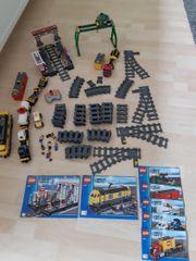 Lego Güterzug 7939 7895 7499