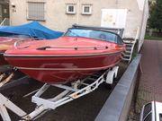 Abbate Seastar 6m rot Mercruiser