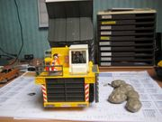 Baustellen Fahrzeug