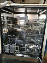 Gaggenau Geschirrspülmaschine vollintegriert