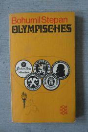 Olympisches Cartoons von Bohumil Stepan