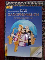 Saxophon-Lernbuch
