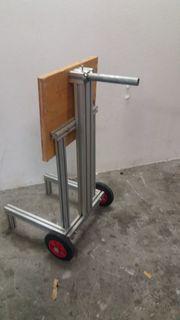 Ständer für Aussenbordmotoren