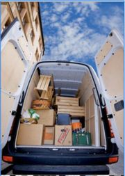 Transporter mieten für Umzug und