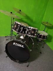 Hochwertiges komplettes TAMA Schlagzeug mit