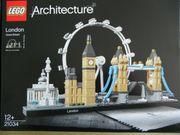 London - Lego Architektur NEU OVP