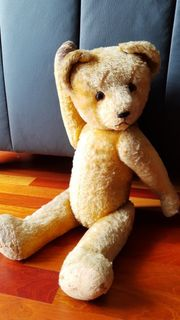 Alter Teddybär um 1934