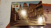 Noris Puzzle 500 teilig Rothenburg